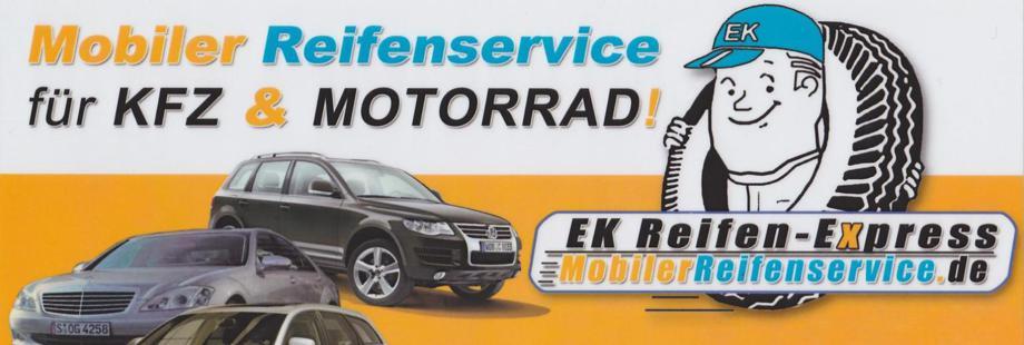 MobilerReifenservice.de für KFZ & Motorrad